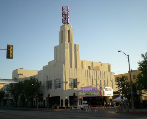 Fox Theater Pomona Rehabilitation