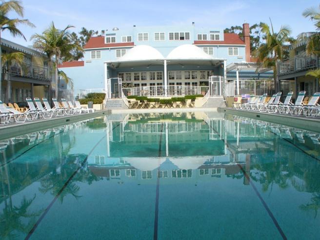 Lafayette Hotel San Diego Ca