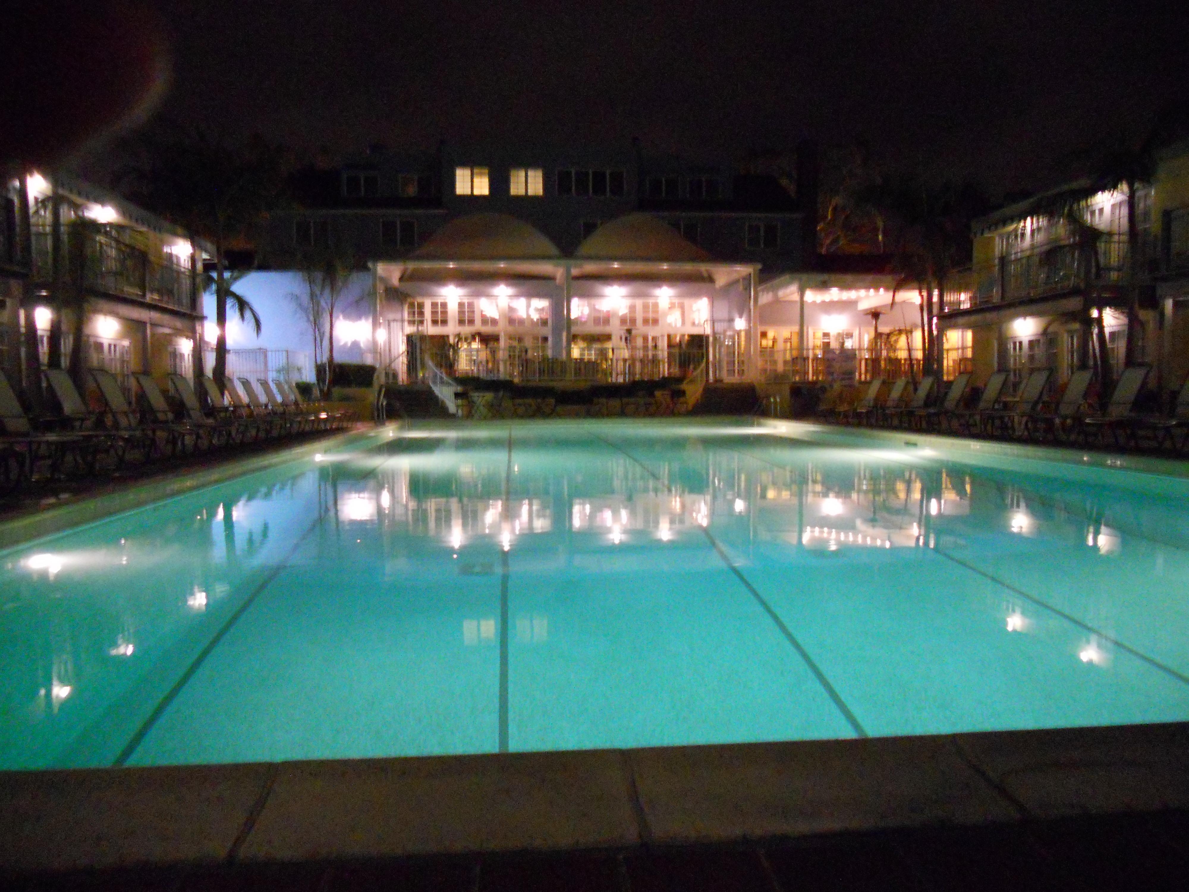 Lafayette Hotel Pool