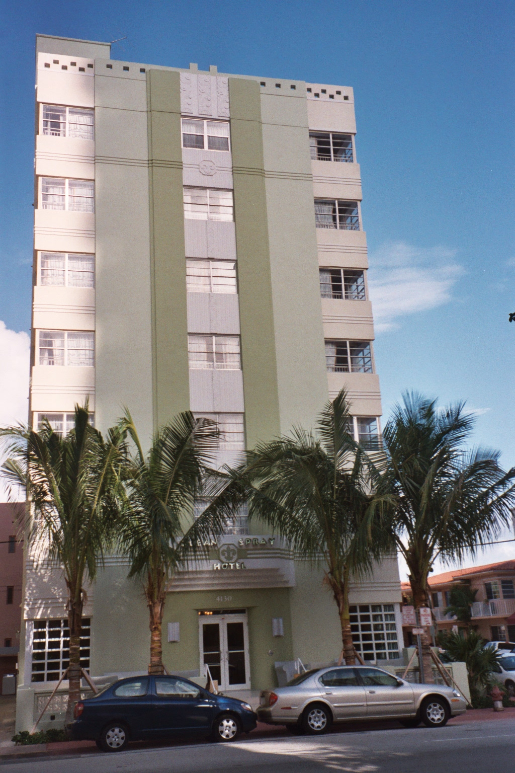 Photo of the Ocean Spray Hotel