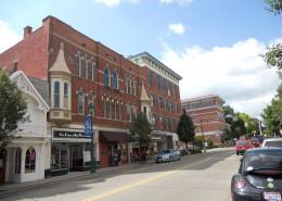 Woodward Opera House - Mt Vernon, OH